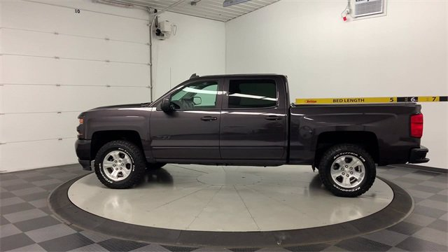 2016 Chevrolet Silverado 1500 Crew Cab 4x4, Pickup #21G488A - photo 35