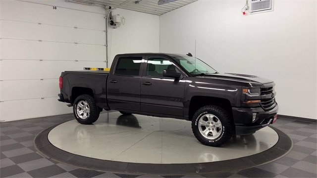 2016 Chevrolet Silverado 1500 Crew Cab 4x4, Pickup #21G488A - photo 37