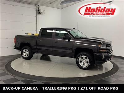 2016 Chevrolet Silverado 1500 Crew Cab 4x4, Pickup #21G488A - photo 1
