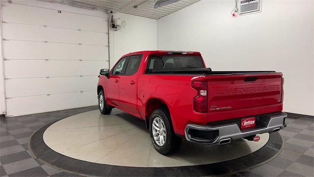 2019 Chevrolet Silverado 1500 Crew Cab 4x4, Pickup #21G666A - photo 4