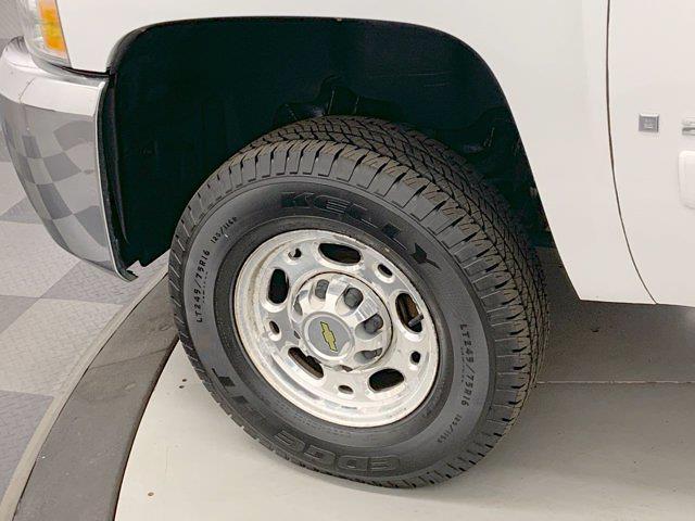 2008 Chevrolet Silverado 2500 Extended Cab 4x4, Pickup #21G753A - photo 29