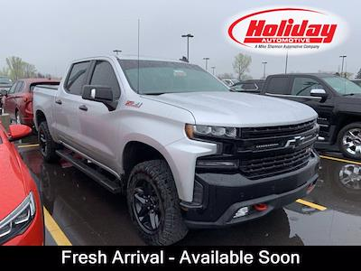2020 Chevrolet Silverado 1500 Crew Cab 4x4, Pickup #21G811B - photo 1