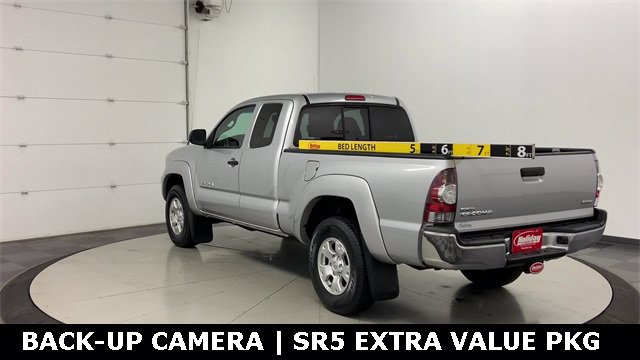 2012 Toyota Tacoma Extended Cab 4x4, Pickup #21M100A - photo 4