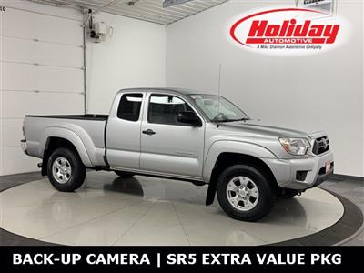 2012 Toyota Tacoma Extended Cab 4x4, Pickup #21M100A - photo 1