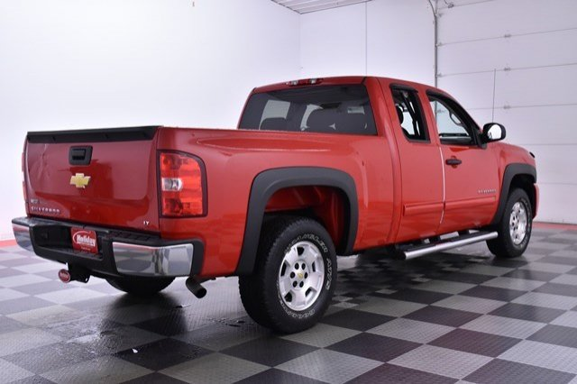 2010 Silverado 1500 Extended Cab 4x4, Pickup #A5045A - photo 4