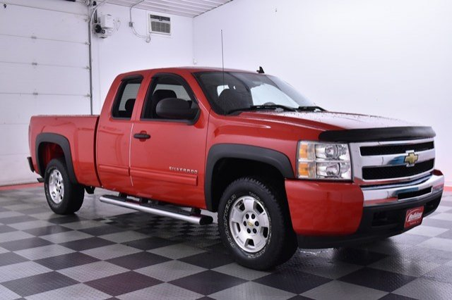 2010 Silverado 1500 Extended Cab 4x4, Pickup #A5045A - photo 5