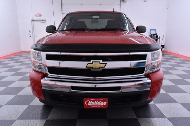 2010 Silverado 1500 Extended Cab 4x4, Pickup #A5045A - photo 6