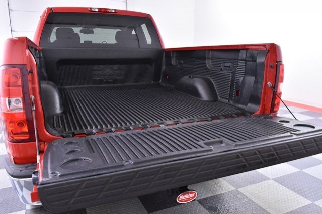 2010 Silverado 1500 Extended Cab 4x4, Pickup #A5045A - photo 8