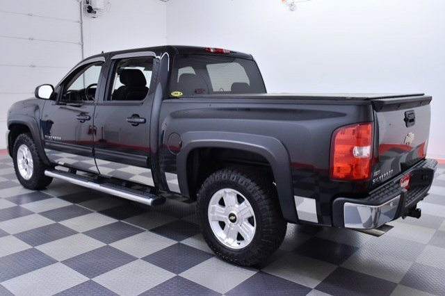 2010 Silverado 1500 Crew Cab 4x4, Pickup #A5096A - photo 2