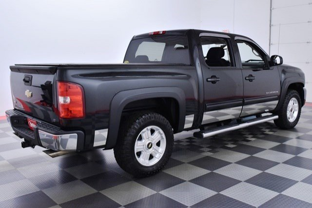 2010 Silverado 1500 Crew Cab 4x4, Pickup #A5096A - photo 4