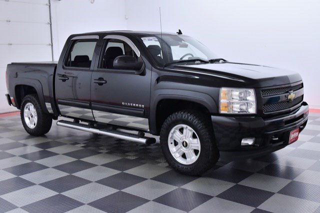 2010 Silverado 1500 Crew Cab 4x4, Pickup #A5096A - photo 5