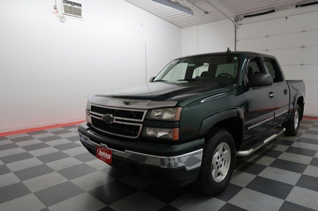 2007 Silverado 1500 Crew Cab 4x4, Pickup #A5514A - photo 9
