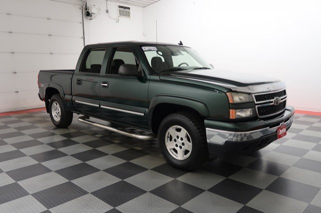 2007 Silverado 1500 Crew Cab 4x4, Pickup #A5514A - photo 5