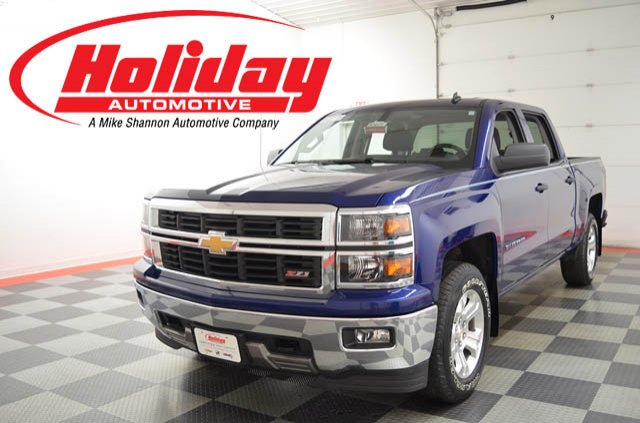 2014 Silverado 1500 Crew Cab 4x4 Pickup #A5601 - photo 1