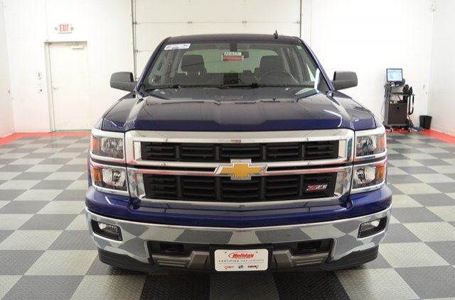 2014 Silverado 1500 Crew Cab 4x4 Pickup #A5601 - photo 7
