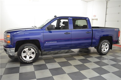 2014 Silverado 1500 Crew Cab 4x4 Pickup #A5601 - photo 3