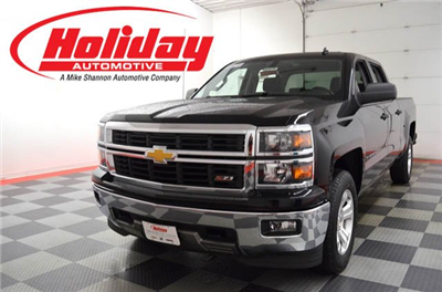 2014 Silverado 1500 Crew Cab 4x4 Pickup #A5604 - photo 1