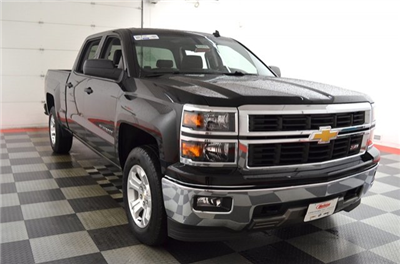 2014 Silverado 1500 Crew Cab 4x4 Pickup #A5604 - photo 6