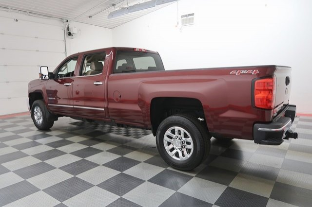 2016 Silverado 3500 Crew Cab 4x4 Pickup #A5828 - photo 2