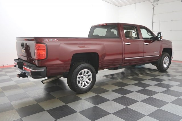 2016 Silverado 3500 Crew Cab 4x4 Pickup #A5828 - photo 4