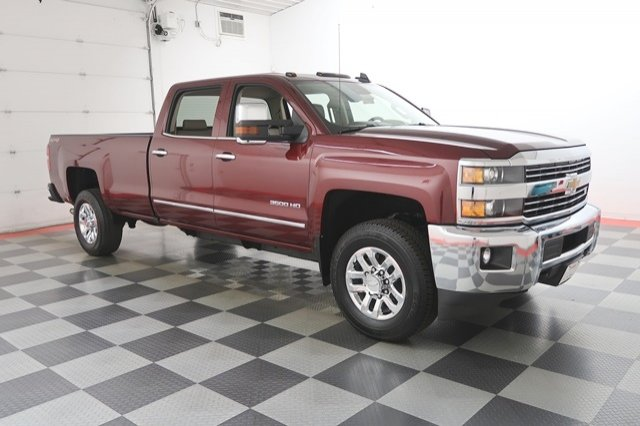 2016 Silverado 3500 Crew Cab 4x4 Pickup #A5828 - photo 5