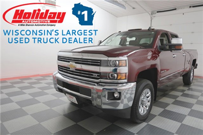 2016 Silverado 3500 Crew Cab 4x4 Pickup #A5828 - photo 1