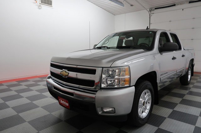 2011 Silverado 1500 Crew Cab 4x4 Pickup #A6156A - photo 29