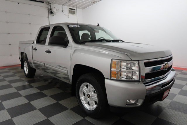 2011 Silverado 1500 Crew Cab 4x4 Pickup #A6156A - photo 7