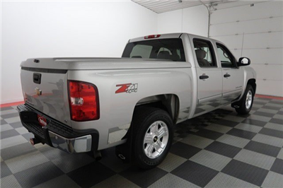 2011 Silverado 1500 Crew Cab 4x4 Pickup #A6156A - photo 6