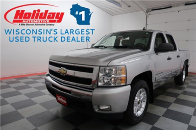 2011 Silverado 1500 Crew Cab 4x4 Pickup #A6156A - photo 1