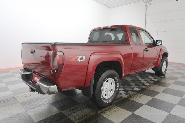 2005 Colorado Extended Cab 4x4 Pickup #A6252A - photo 5