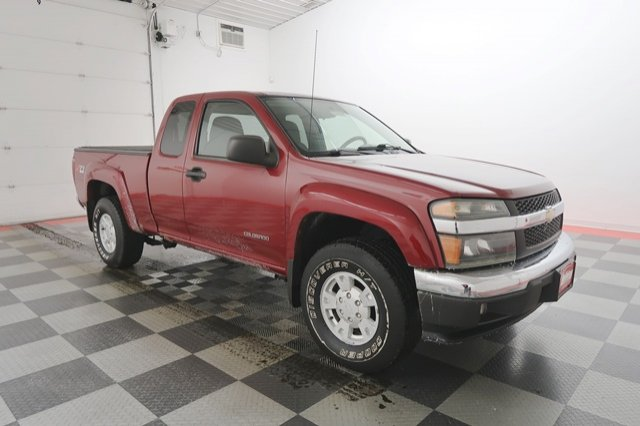 2005 Colorado Extended Cab 4x4 Pickup #A6252A - photo 6