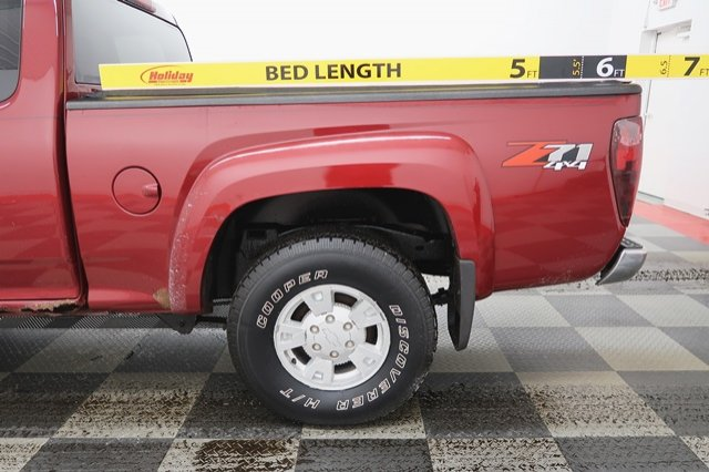 2005 Colorado Extended Cab 4x4 Pickup #A6252A - photo 8