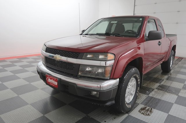 2005 Colorado Extended Cab 4x4 Pickup #A6252A - photo 3