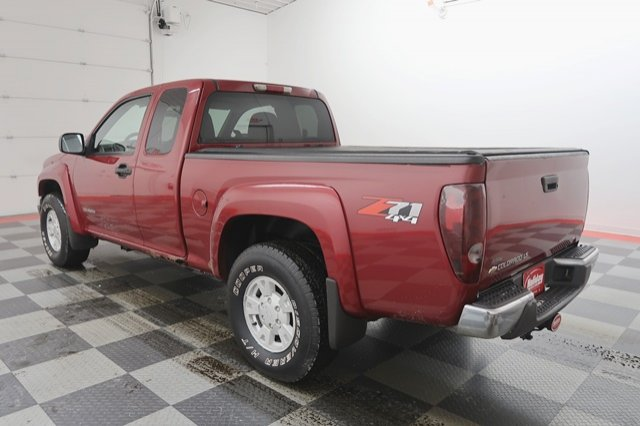 2005 Colorado Extended Cab 4x4 Pickup #A6252A - photo 2
