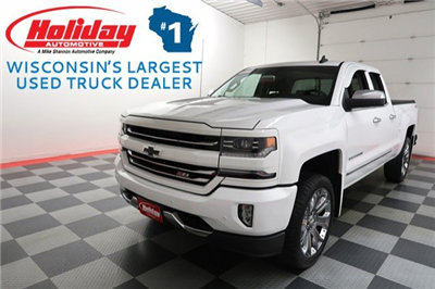 2016 Silverado 1500 Double Cab 4x4 Pickup #A6259 - photo 1