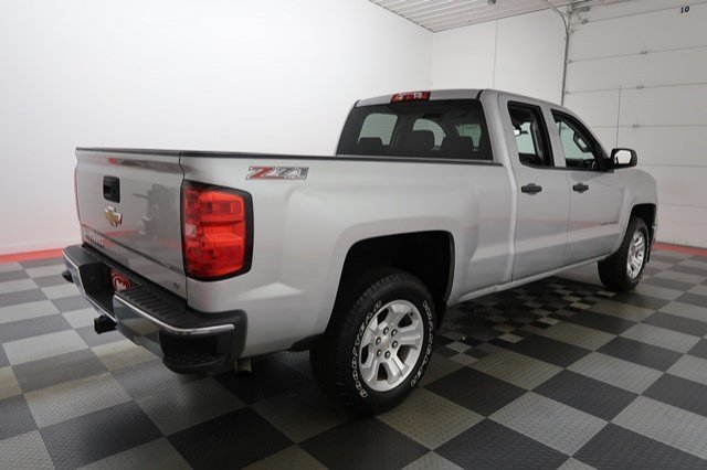 2014 Silverado 1500 Double Cab 4x4 Pickup #A6388 - photo 5