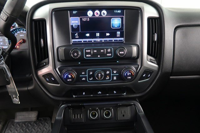2014 Silverado 1500 Double Cab 4x4 Pickup #A6388 - photo 21