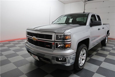 2014 Silverado 1500 Double Cab 4x4 Pickup #A6388 - photo 32