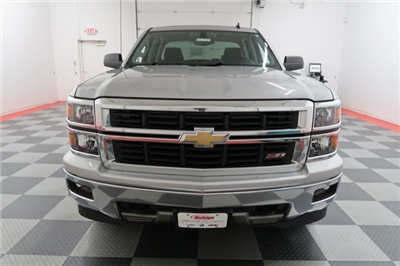 2014 Silverado 1500 Double Cab 4x4 Pickup #A6388 - photo 7
