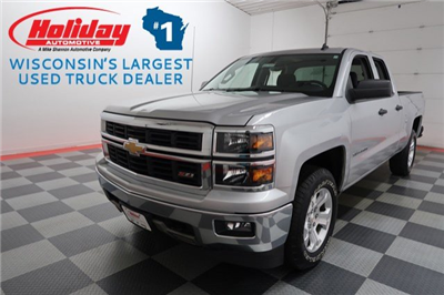 2014 Silverado 1500 Double Cab 4x4 Pickup #A6388 - photo 1
