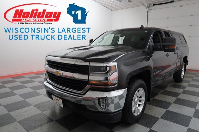 2016 Silverado 1500 Double Cab Pickup #A6404 - photo 1
