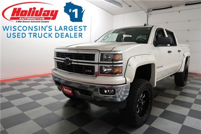 2014 Silverado 1500 Crew Cab 4x4, Pickup #A6494 - photo 1