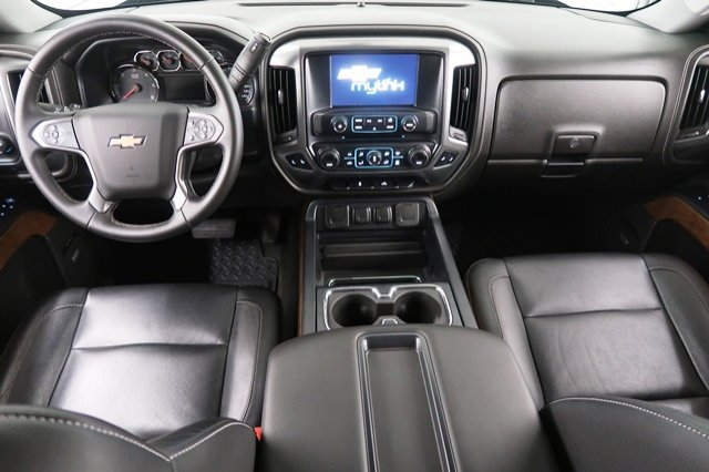 2015 Silverado 1500 Crew Cab 4x4 Pickup #A6549A - photo 18