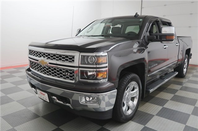 2015 Silverado 1500 Crew Cab 4x4 Pickup #A6549A - photo 3