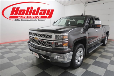 2015 Silverado 1500 Crew Cab 4x4 Pickup #A6549A - photo 1