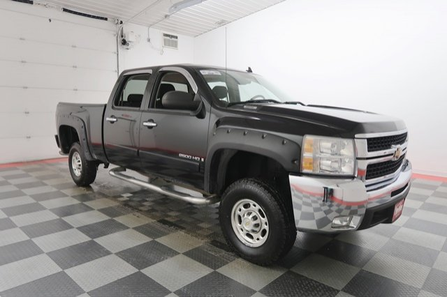 2007 Silverado 2500 Crew Cab 4x4, Pickup #A6567 - photo 6