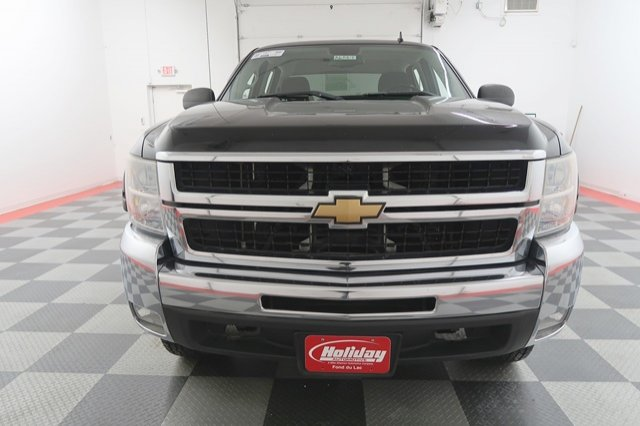 2007 Silverado 2500 Crew Cab 4x4, Pickup #A6567 - photo 7