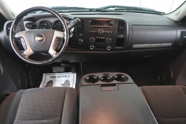 2007 Silverado 2500 Crew Cab 4x4, Pickup #A6567 - photo 17
