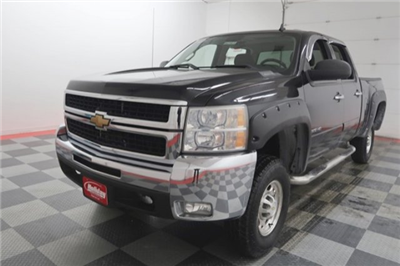 2007 Silverado 2500 Crew Cab 4x4, Pickup #A6567 - photo 3